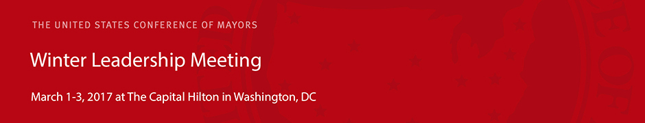 Winter Leadership Meeting: Washington, DC, March 1 - 3, 2017